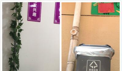 市教投公司积极落实城区垃圾分类工作